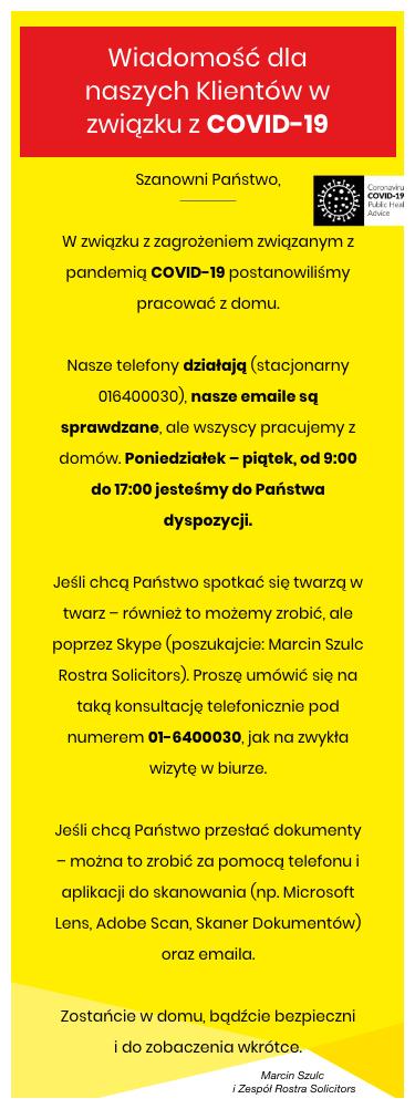 covid 19-pl